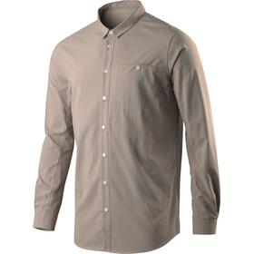 Houdini M's Longsleeve Shirt reed beige